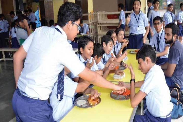 G D Somani Memorial School-Canteen
