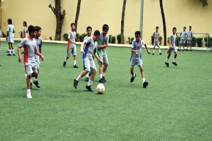 G D Somani Memorial School-Sports
