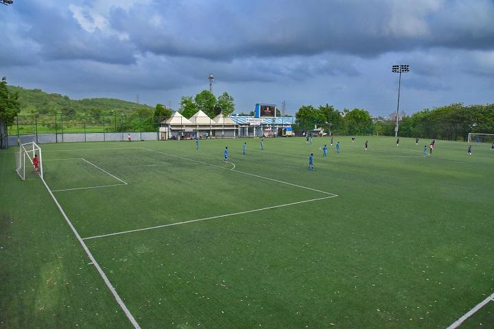 Hiranandani Foundation School-Play Ground