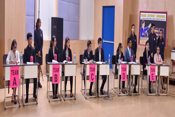 Hiranandani Foundation School-Quiz Competition
