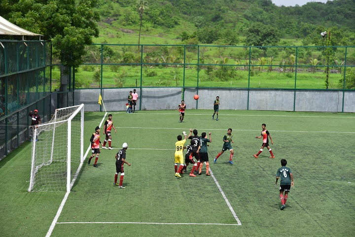 Hiranandani Foundation School-Sports