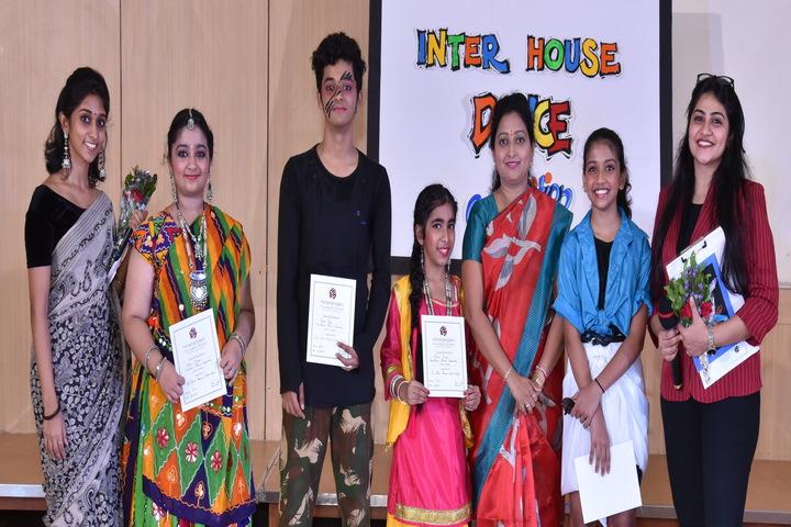 Hiranandani Foundation School-Certificate