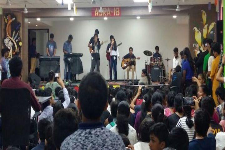 Hiranandani Foundation School-Music