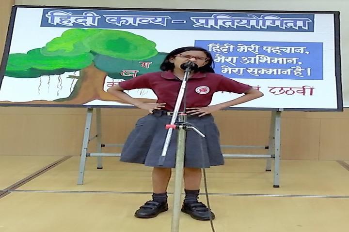 Hiranandani Foundation School-Speech