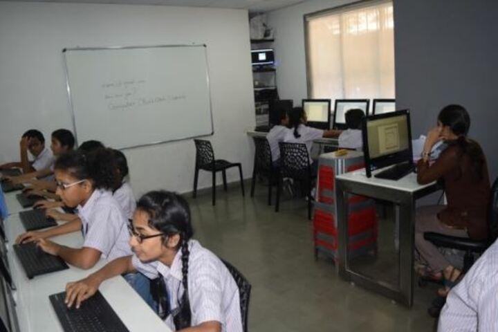 Beacon High School-Computer Lab