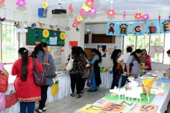 Beacon High School-Exhibition