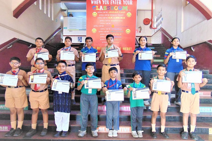Ryan International School-Certificate
