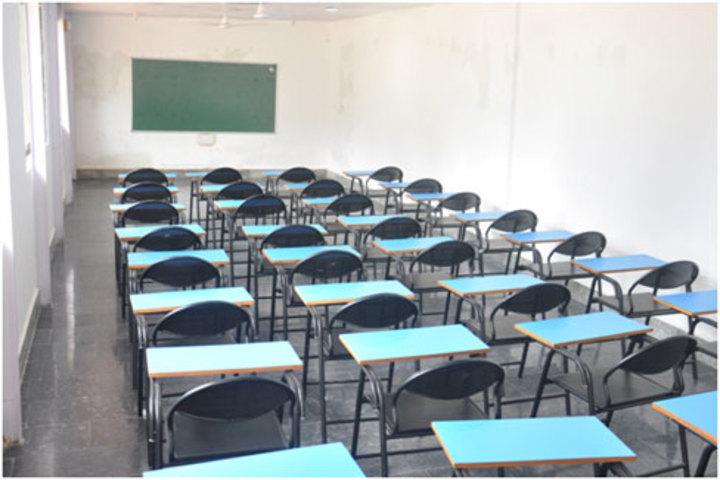Pinewoods International High School-Classroom