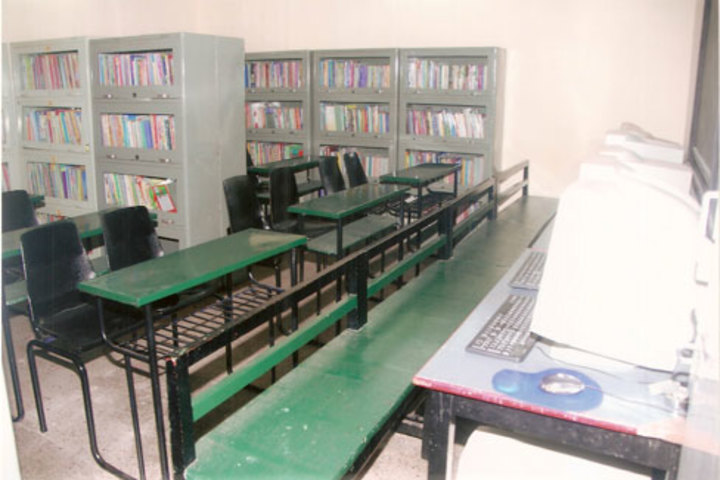 Pinewoods International High School-Library