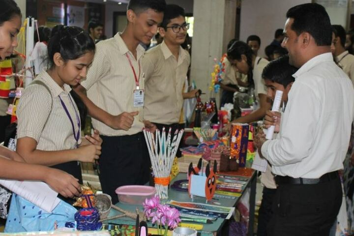 R B K School-Exhibition