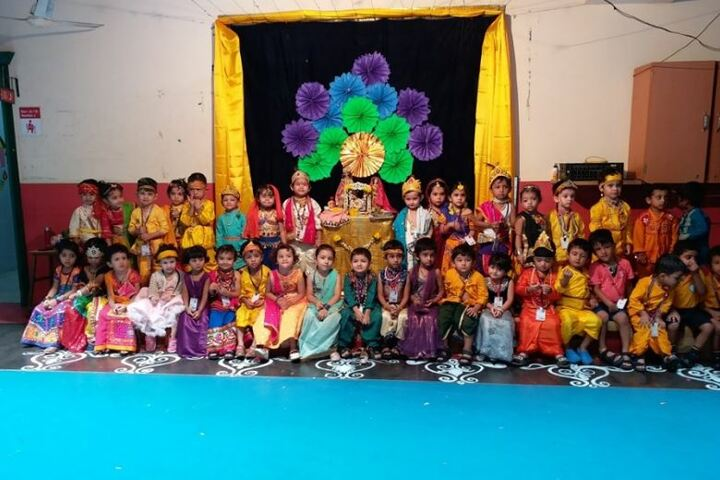 R B K School-Fancy Dress