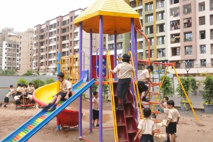 R B K School-Kids Playground