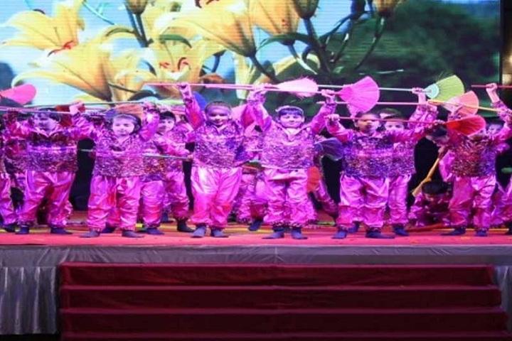 St Anns School-Dance