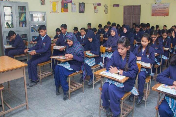 St Anns School-Classroom