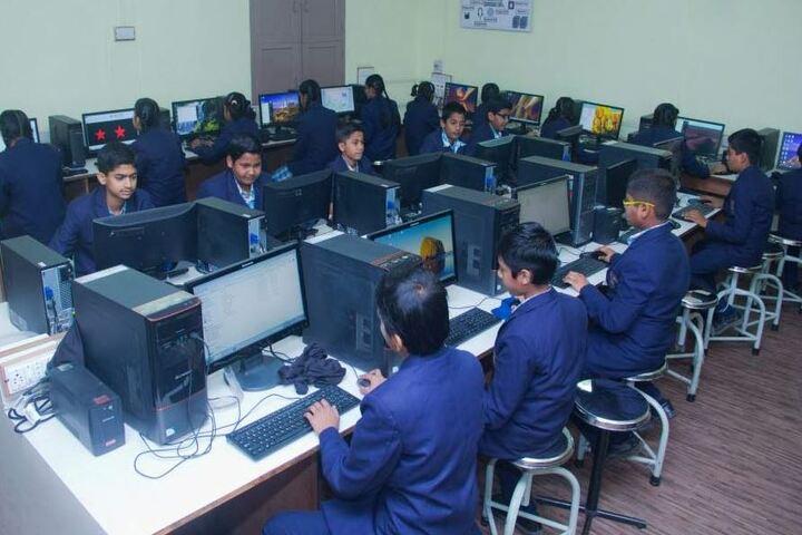 St Anns School-Computer Lab