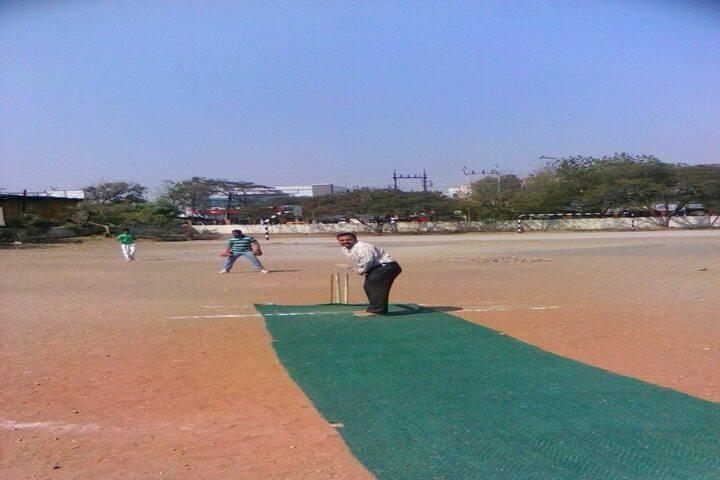 St Anns School-Cricket