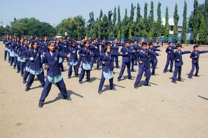 St Anns School-Karate
