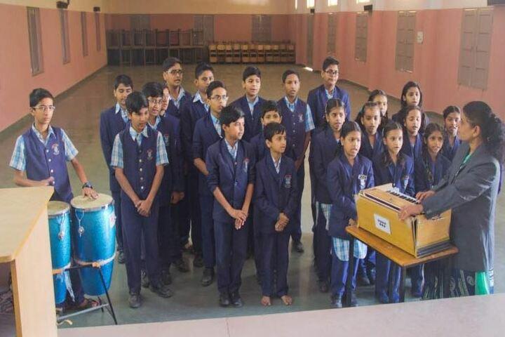 St Anns School-Music