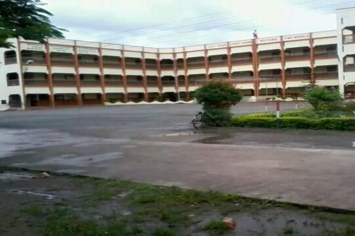 St Anns School-Play Ground