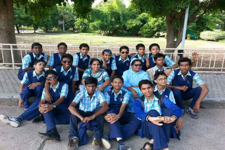 St Anns School-Students