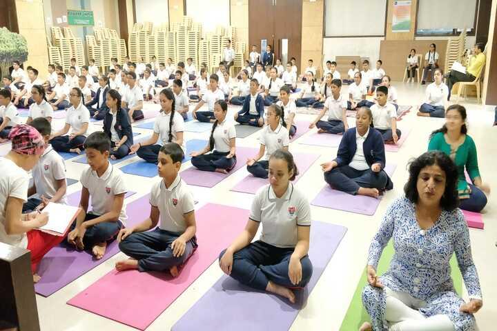H V B Academy-Yoga