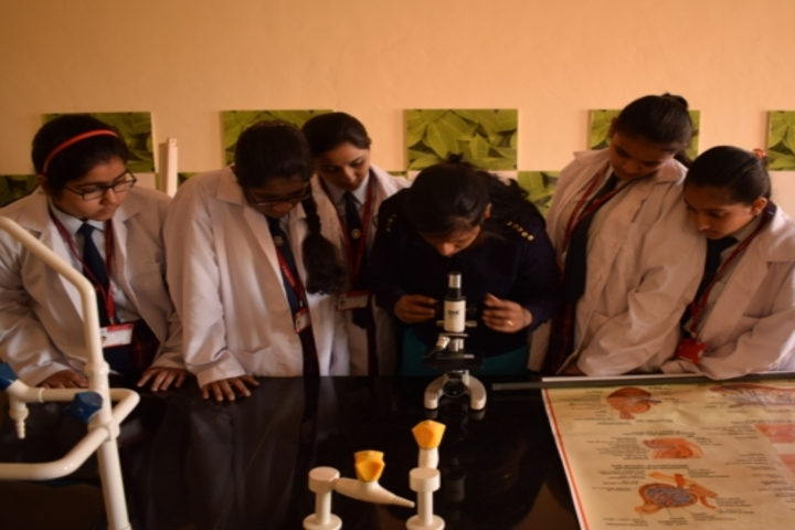 St Mathews Academy-Biology Lab