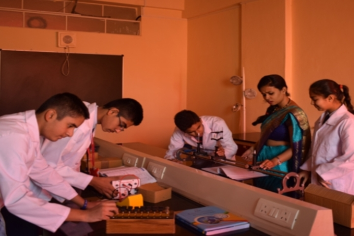 St Mathews Academy-Physics Lab