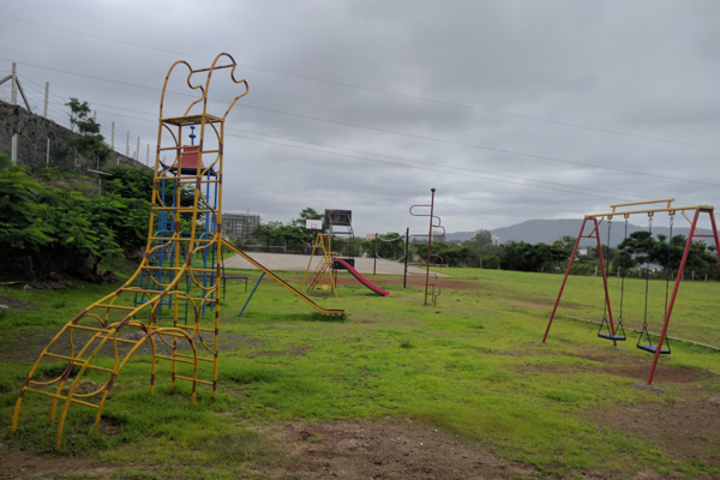 St Mathews Academy-Play Area