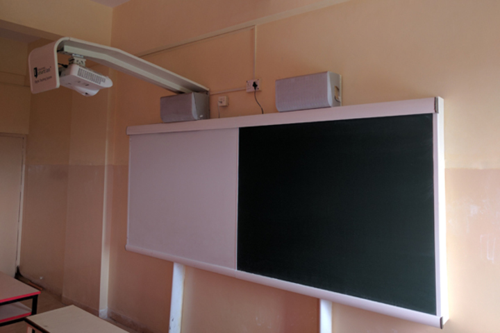 St Mathews Academy-Smart Board