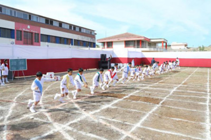St Mathews Academy-Sports Day