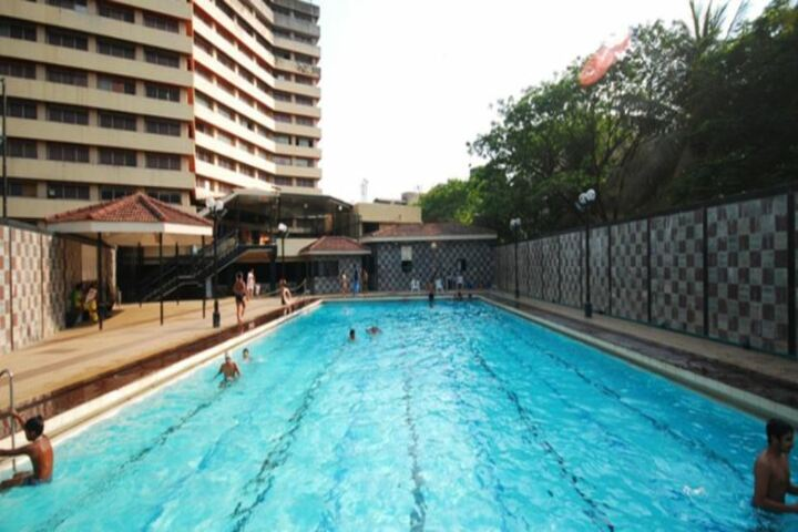 Gokuldham High School and Junior College-Swimming Pool