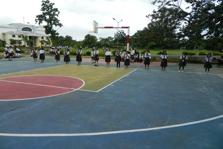 Delhi Public School-Play Ground