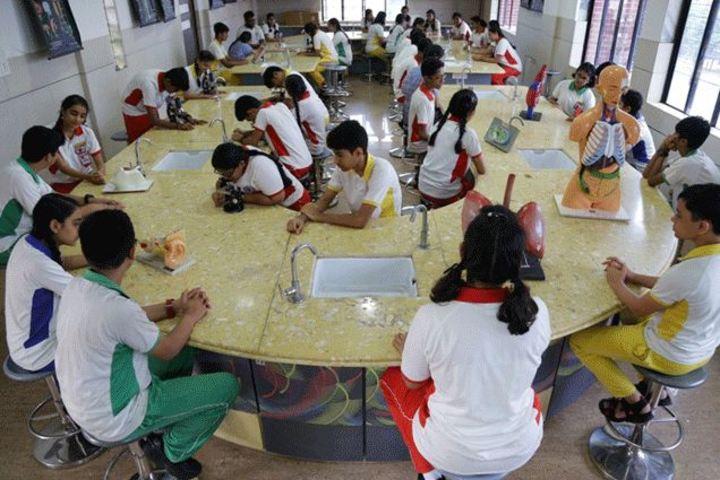 Thakur Public School-Biology Lab