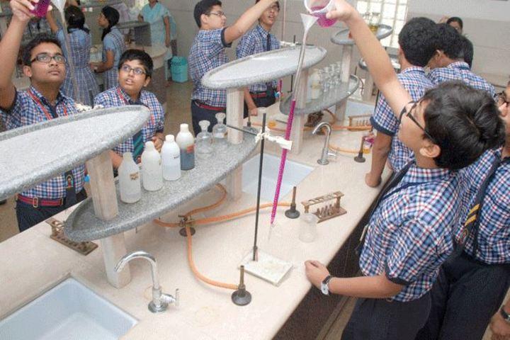Thakur Public School-Chemistry Lab