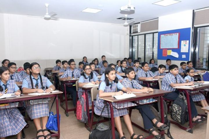 Thakur Public School-Class Room