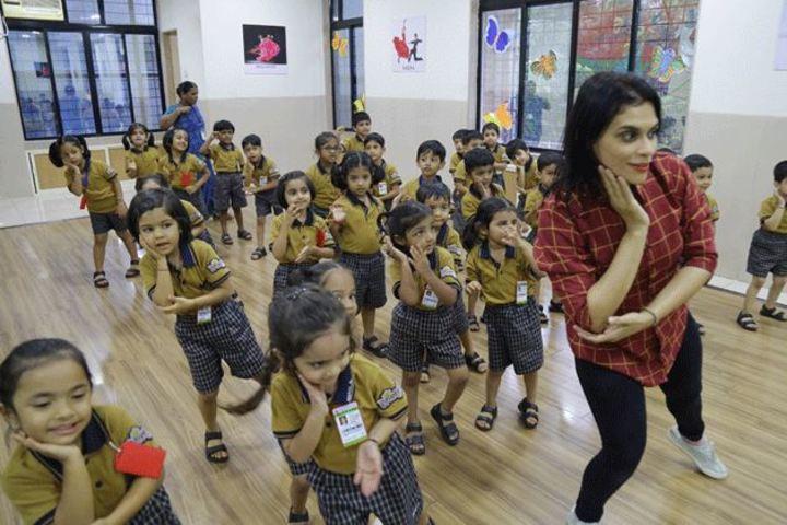 Thakur Public School-Dance Room