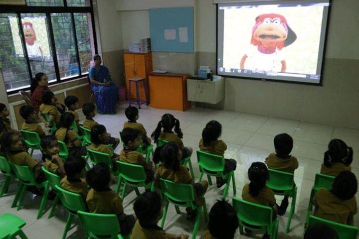 Thakur Public School-Digital Class Room