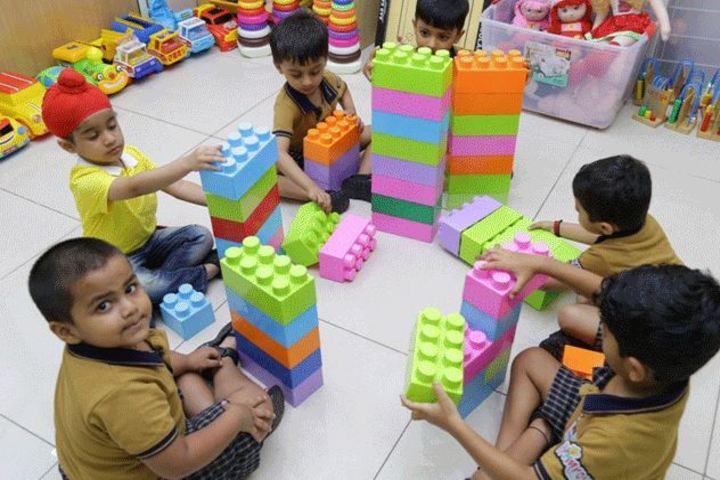 Thakur Public School-Games