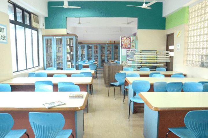 Thakur Public School-Library