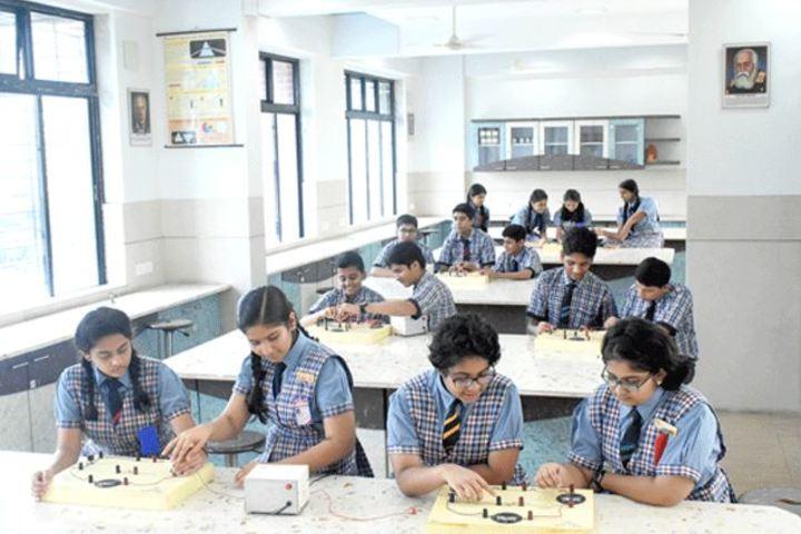 Thakur Public School-Physics Lab