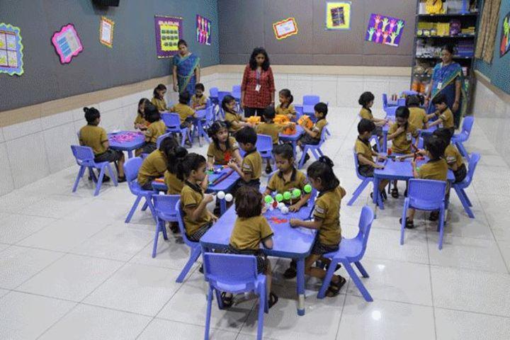 Thakur Public School-Play Room