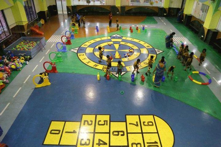 Thakur Public School-Sports