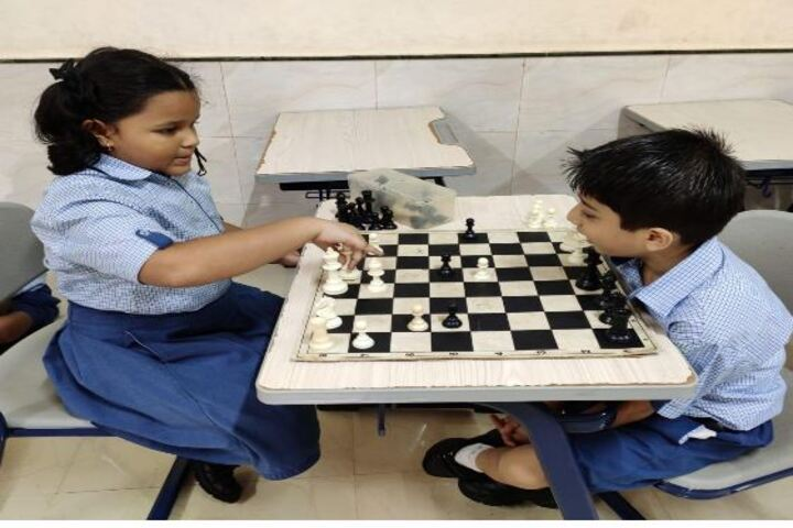 Lady Ratanbai And Sir Mathuradas Vissanji Academy-Indoor Games