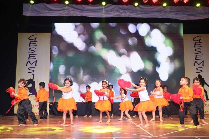 Goregaon Education Societys English Medium School-Annual day