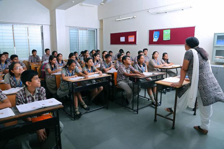 Goregaon Education Societys English Medium School-Classroom