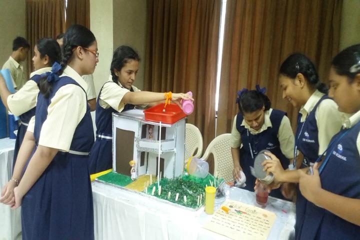 Goregaon Education Societys English Medium School-Exhibition