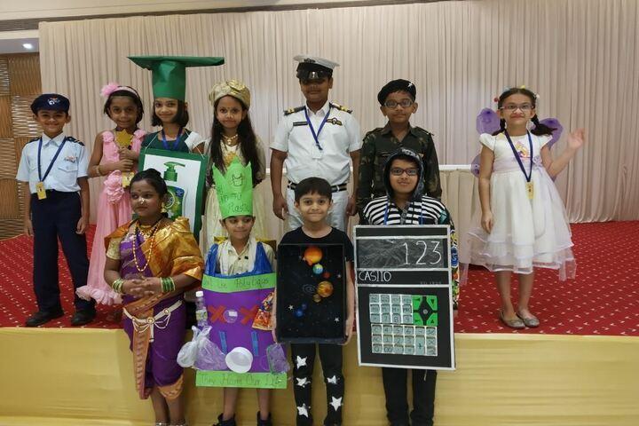 Goregaon Education Societys English Medium School-Fancy Dress