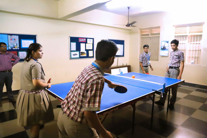 Goregaon Education Societys English Medium School-Indoor Games