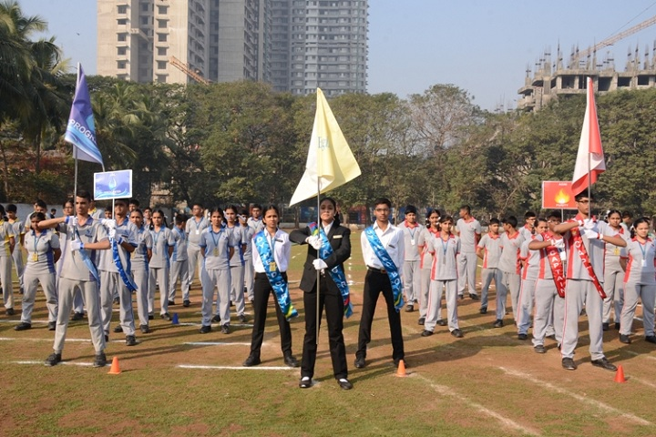 Goregaon Education Societys English Medium School-Sports day