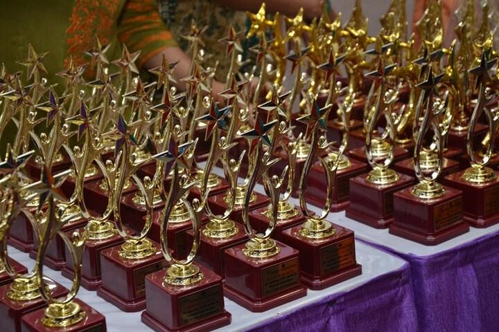 St Johns Universal School-Awards